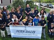 Peter Daley Memorial Walk 2018
