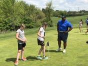 First Green Field Trip to Westminster National Golf Course