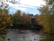 NH bridges in fall