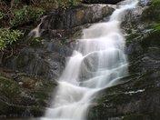 Hike to Stone Mt. Creek Cascades.