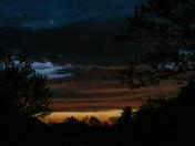 Thursday's Sunset