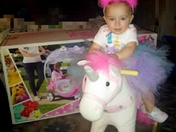 My preemie daughter turns 1 !
