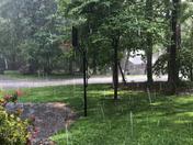 Hail in Pfafftown!!