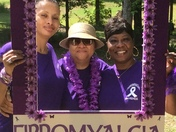 Fibromyalgia Awareness Walk