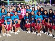 Franklin High School Cheer squad (elk grove)