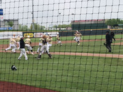 Omaha Burke up 2 to 1, top of 7th, state playoff game today