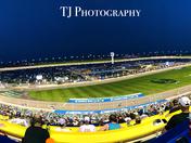 Kansas Speedway tonight!