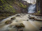 Lazy Waterfall