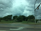 Moore over I35