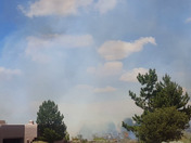Fire in High Desert