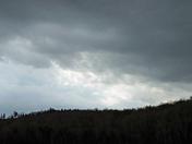 Dark Clouds Over Monadnock