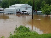 Reeves Mill Road, Mount Airy. Smith's Towing and Recovery