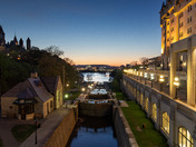 Rideau Canal: Ottawa Locks