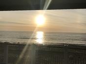 Saturday morning sunrise at Salisbury Beach