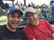 Barnstormers 7th Inning Selfie