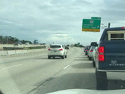 Longwood 434 exit ramp is a disaster