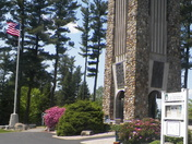 Cathedral of the pines in rindge