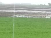 2.7 inches of rain in Corwith Iowa.