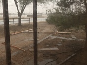 Storms in Hobbs area