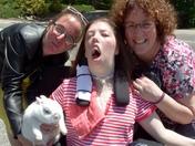 Sharing bunny love