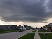 Bondurant on Mallard Pointe Dr just south of 2nd St. looking north.