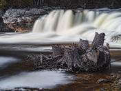 Wood and Water: McGowan Falls