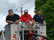 CHateaugay Memorial Day parade
