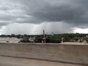 Weather over Marrero