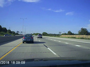 This happened to me yesterday while driving home on I680 NB