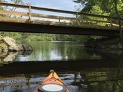 Re: Kayaking at Pawtuckaway State Park