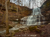 Early Spring Falls