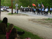 Memorial day in new Ipswich and Greenville nh