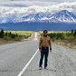 Alaska Highway Views of Kluane National Park, Yukon