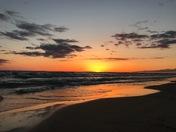 Golden Hour Sunset