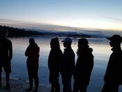 Bowron Sunset