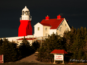 Lighthouse after the Storm