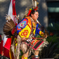 Indigenous dancing