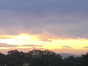 Last sunrise of May 2018