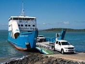 Departure For Fraser Island