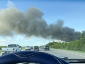 Irish bayou fire