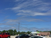 These were taken around 1:45 p.m. at the PNS on Janesville Rd. in Muskego
