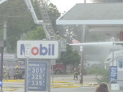 On going fire Downtown Northboro at R and T Furniture