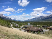 Afternoon in Canmore Park