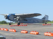 Ford Tri-Motor At Lee's Summit Airport