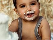 Levi Leon Baca 1st Birthday