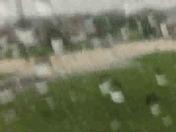 It's rained a little in Bell Twp