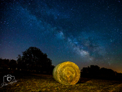 Milky Way Beauty in Madison County - Photo by Dave Austin