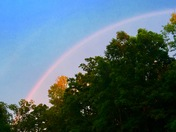 The perfect end to storms..