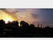 Turlock California Sunset