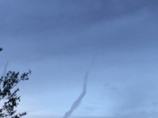 Is this a Funnel cloud?
